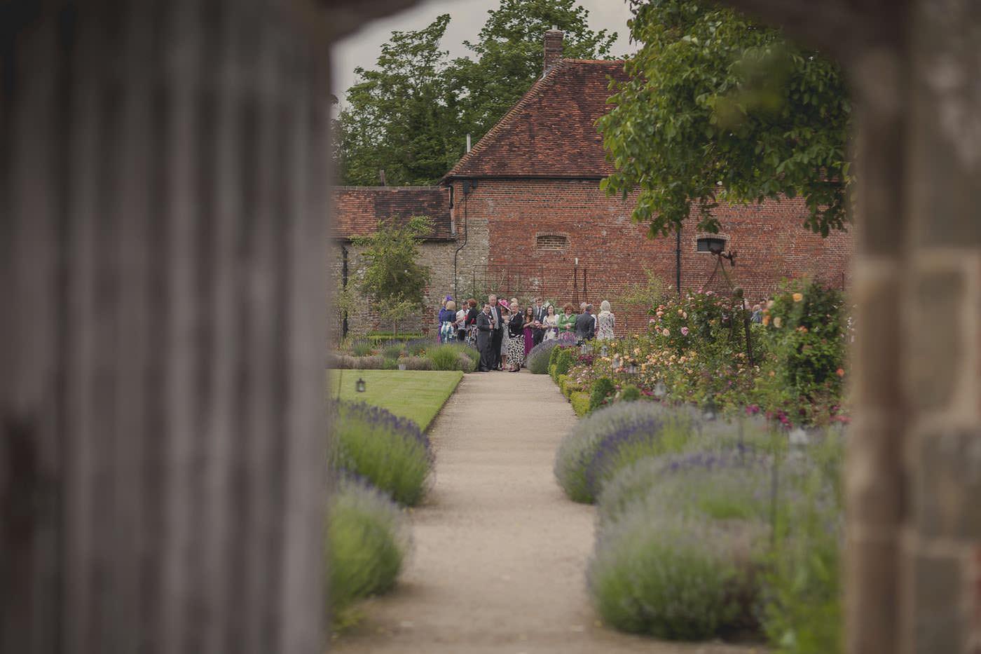 chrissarah walled garden midhurst wedding photographer 0083