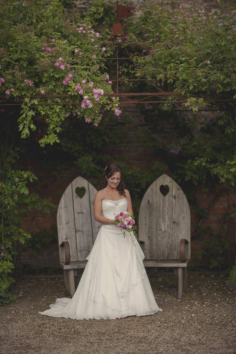 chrissarah walled garden midhurst wedding photographer 0133